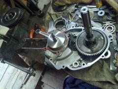 revisione motore ape 130