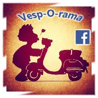 vespa kiss FB Mod 190