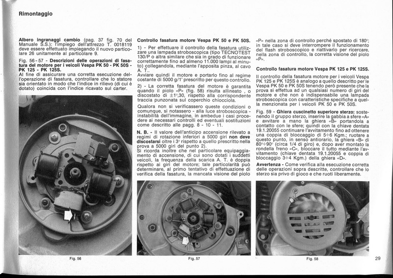 regolazione anticipo con statore pk s - Elettrica ed Elettronica ...