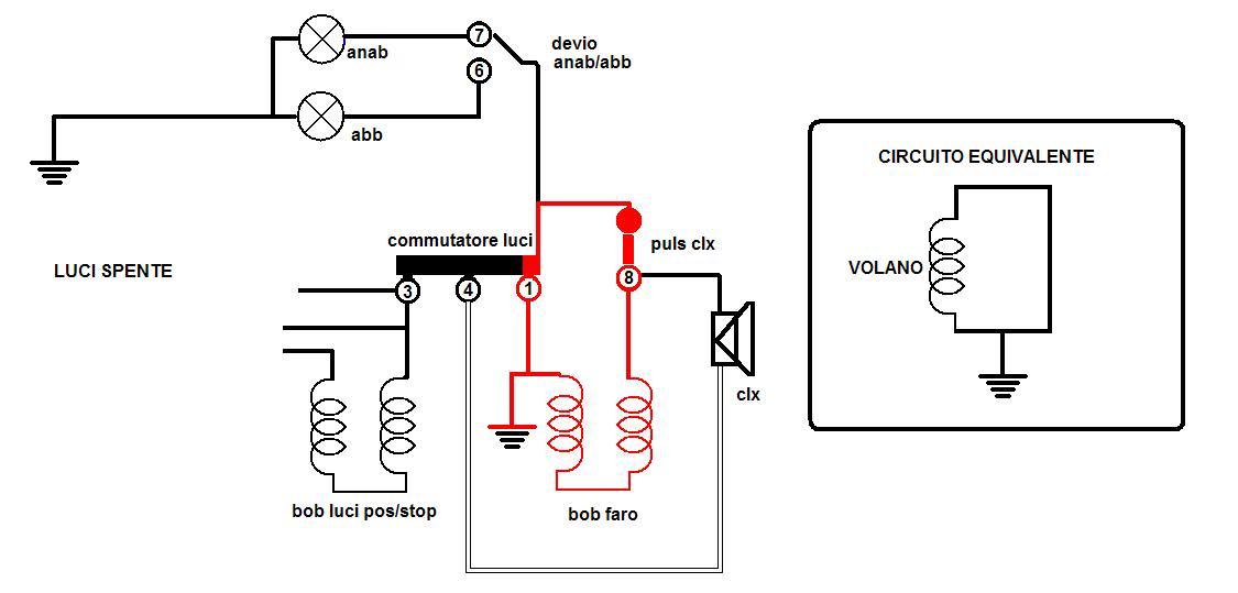Schema Elettrico Et3 : Problema elettrico et elettrica ed elettronica